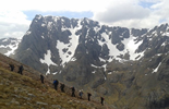Ben Nevis – North East Buttress and Tower Ridge from CMD (photo courtesy of Tarmachan Mountaineering)